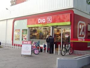 Maxi Dia supermercados