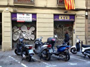 Local en Sant Pere Mes Alt